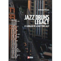 Jazz Drums Legacy Couverture