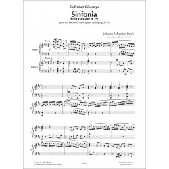 Bach Sinfonia