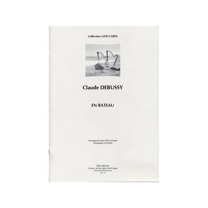 En Bateau  Claude Debussy