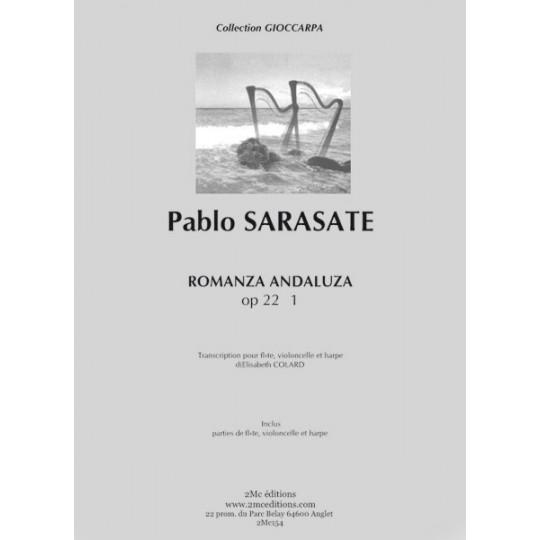 Pablo Sarasate Romanza Andaluza op22 n°1