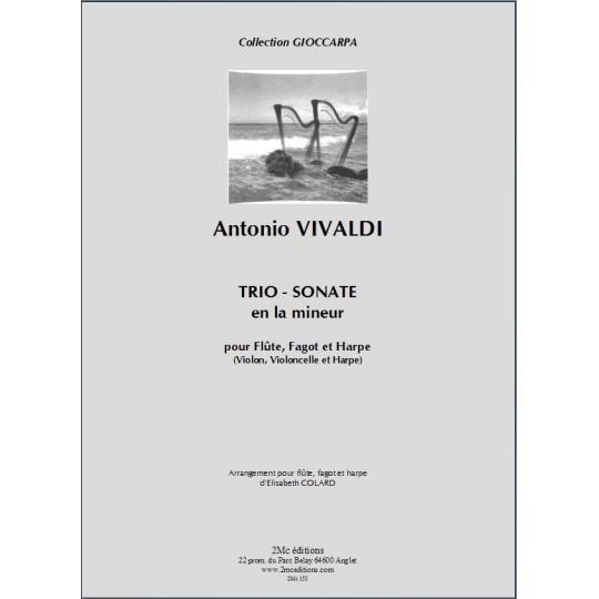 Antonio Vivaldi - Trio sonate en La mineur