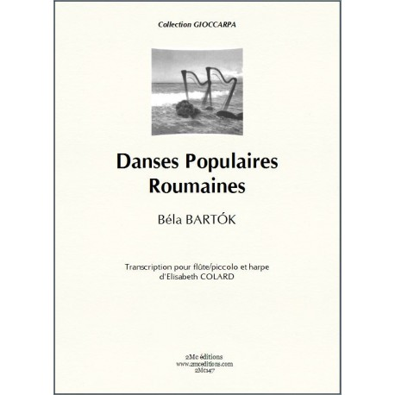 Bartok Danses Populaires Roumaines