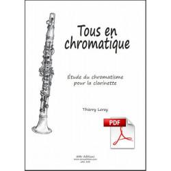 Tous en chromatique pour clarinette pdf