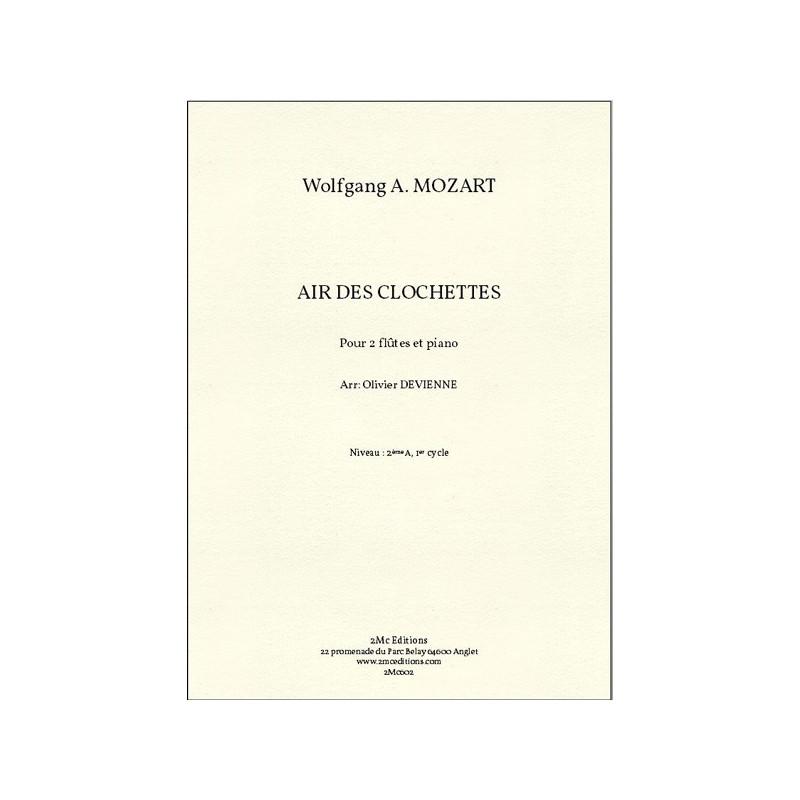 Mozart Air des Clochettes