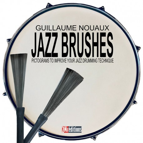 Jazz Brushes - méthode de balais jazz