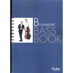 Boussaguet Bass Book English cover