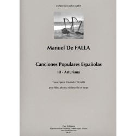 De Falla - Asturiana