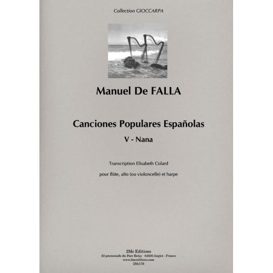 De Falla - Nana