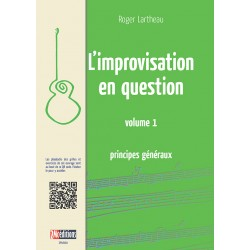 L'improvisation en question Volume 1