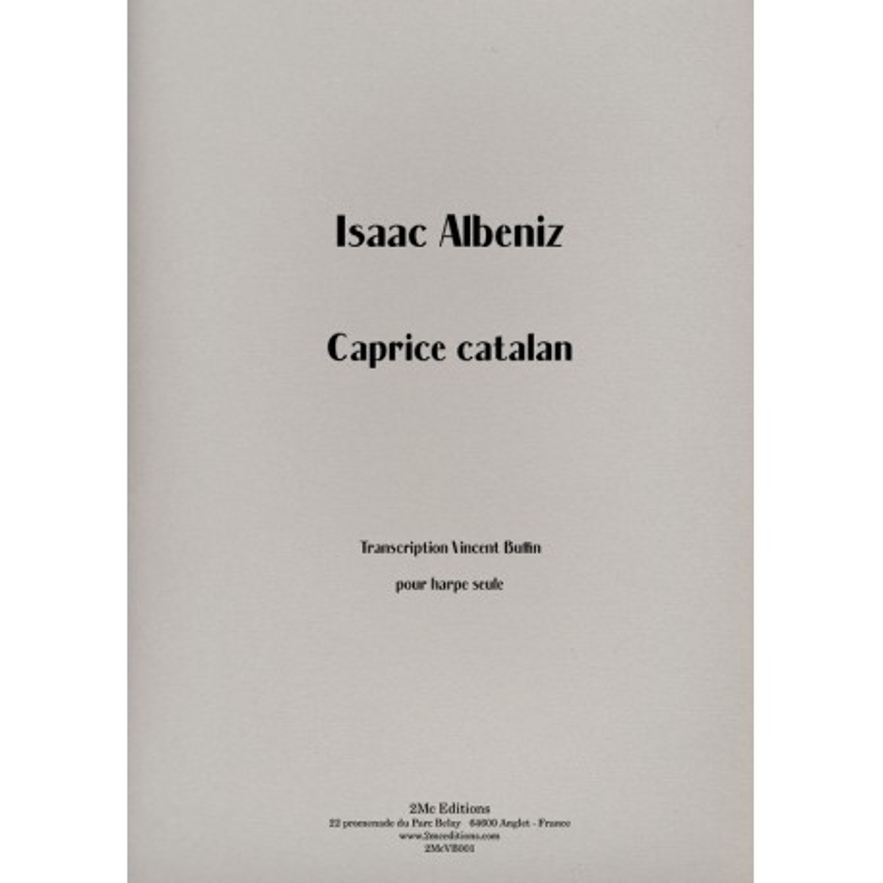 Caprice catalan Albeniz