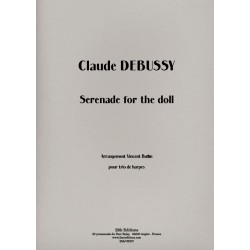 Debussy - Serenade for the doll