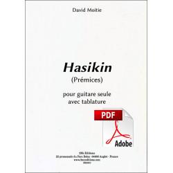 Hasikin Guitare seule pdf