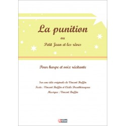 Buffin La punition  Couverture