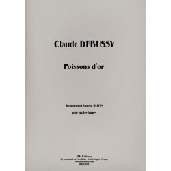 Debussy  Poissons d'or