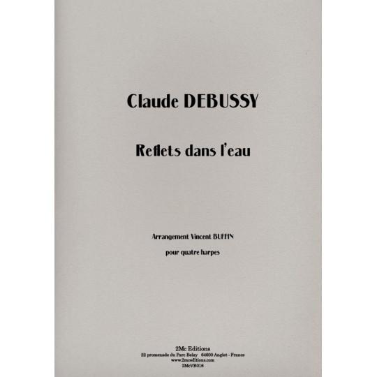 Debussy Reflets dans l'eau