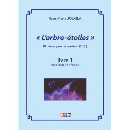 L'Arbre étoiles Livre 1 pour accordéon