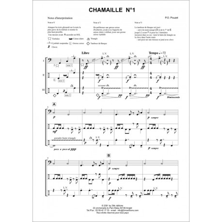 Chamailles n°1