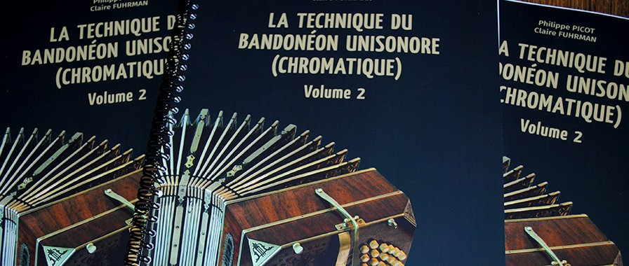 La technique du bandonéon chromatique