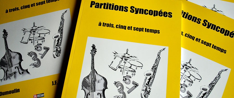 Partitions syncopées